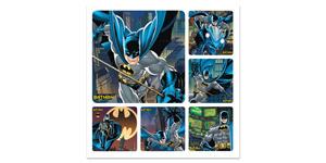 Batman Comic Stickers