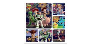 Disney Toy Story 4 Stickers