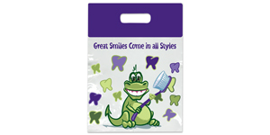 Gator Great Smiles patient bags