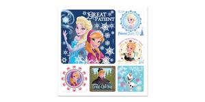 Disney Frozen Dental Stickers