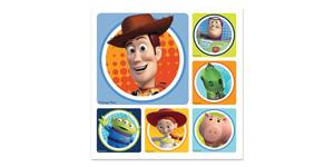 Disney Toy Story Stickers
