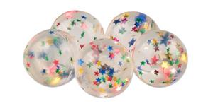 Star super bouncy balls