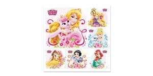Disney Palace Pets Stickers