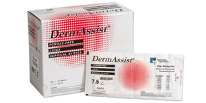 DermAssist latex surgical gloves