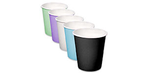 Unipack paper drinking cups