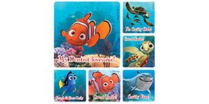 Disney Finding Nemo Dental Stickers