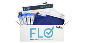 Flo Water Testing Service Kit