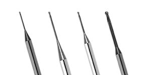 DuraDi and Lazer Sharp Roland CAD/CAM milling burs