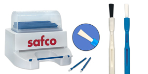 Safco brush applicators