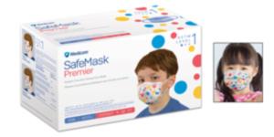 SafeMask Premier Pediatric