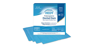 Hedy Polyisoprene Dental Dam