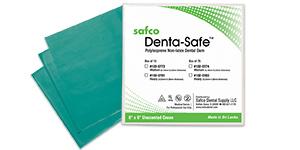 Safco Denta-Safe non-latex dental dam