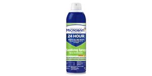 Microban 24 Sanitizing Spray