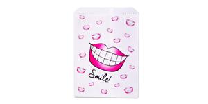Smile paper bags